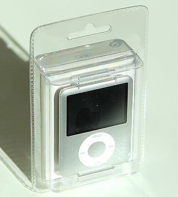  New Factory Sealed Apple iPod Nano 3rd Generation 4Gb Silver A1236 Rare