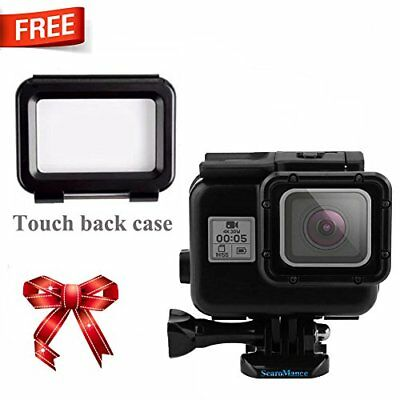 Housing Case for GoPro Hero 5 and Hero6 Waterproof Case Diving Protective Hou...
