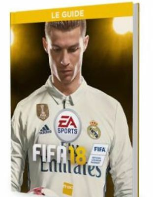Guide Officiel Fifa 18 Neuf Sous Blister 120P Français Ps4 Xbox One S X Switch