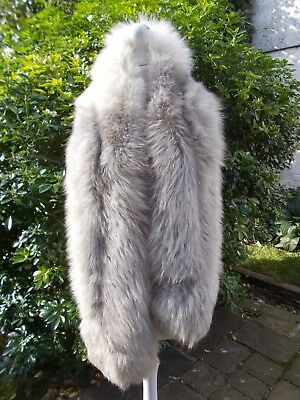 Real Fox fur wrap - vintage