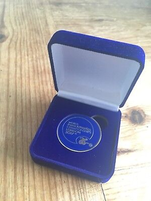 London 2017 Para Athletics Official Volunteer Medal - rare item
