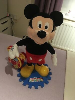 Disney Mickey Mouse Clubhouse Storyteller, Singing & Dancing *WD19*