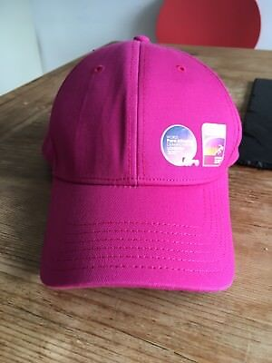 London 2017 IAAF official Runner's Asics Cap - pink - one size