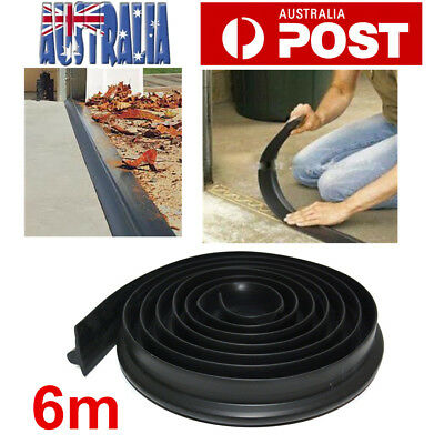 6m Garage Door Weather Seals Garage Floor Threshold Seal Black
