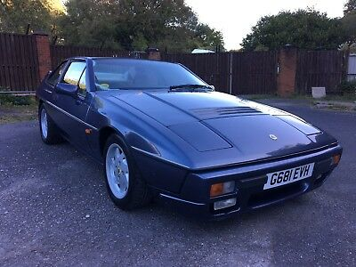 Lotus Excel 2.2,1990 with only 85,000 Miles,Full Lotus Service history, STUNNING