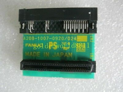 A20B-1007-0920/02A connection board good in condition for industry use