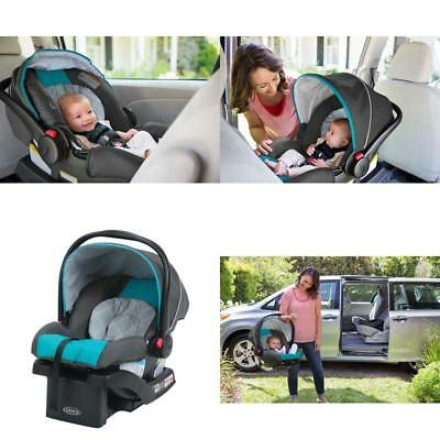 SnugRide Graco Infant Newborn Auto Car Seat Base Carrier Click Connect for Baby