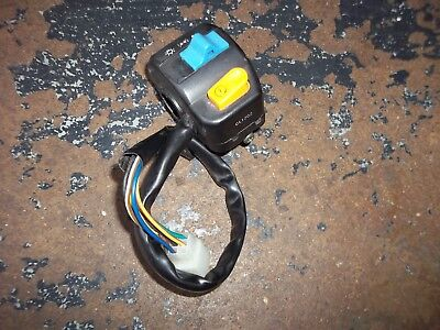 Pulse Lightspeed 2 125 WY125T-74  Right Hand Switch