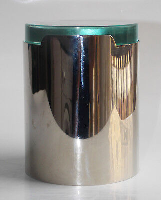 Fontana Arte, A Metal Box With Moulded Crystal Cover (Max Ingrand Gio Ponti)