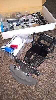 zen racing 1/12th 12th scale not schumacher spares package