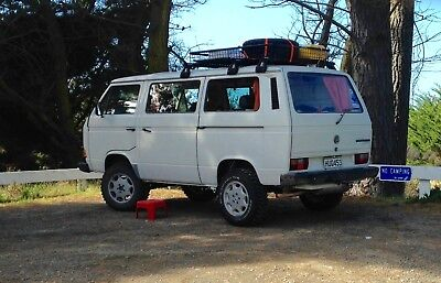 VW T25 Syncro Caravelle Off Road Campervan