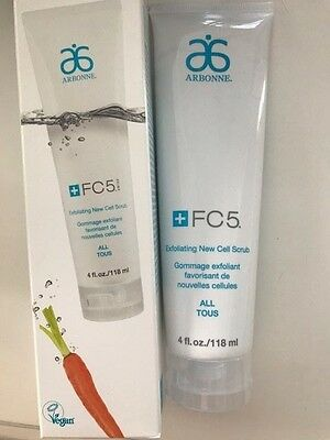 Arbonne FC5 Exfoliating New Cell Scrub RRP $53