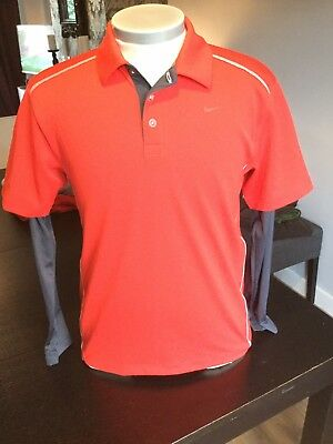 Boys Nike, Golf Dri Fit Top