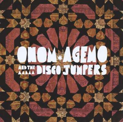 Onom Agemo & The Disco Jumpers-Cranes and Carpets CD   New