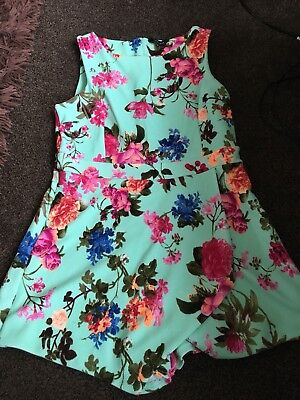 New Look Play suit Size 14 AMAZING