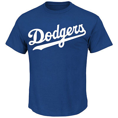 LA Dodgers Youth Officially Licenced MLB Logo T-shirt Small