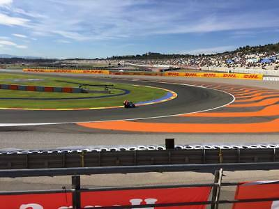 MotoGP Valencia -  Two Tickets - Weekend - Yello Grandstand, Turn 2 Section 46