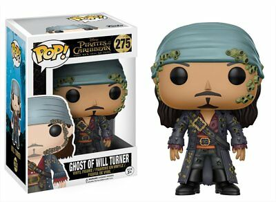 Pirates of the Caribbean Ghost of Will Turner Funko Pop! Vinyl Figure # 275