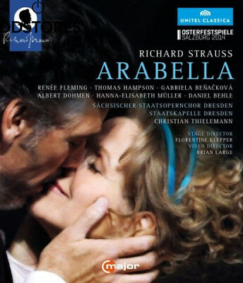 Strauss: Arabella [Fleming, Hampson, Dohmen, Thielemann] [Blu-ray]