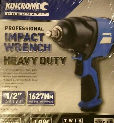 Kincrome Impact Wrench Heavy Duty