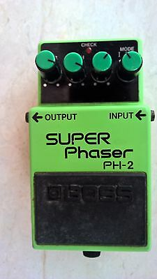 Boss PH-2 Super Phaser Japan 80 vintage