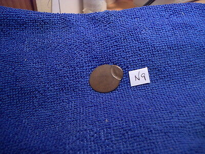 N9) USA INDIAN HEAD CENT, DOUBLE STRUCK, Error/Variety Coin...