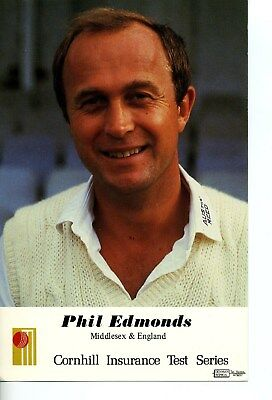 Cornhill Card Series C Phil Edmonds