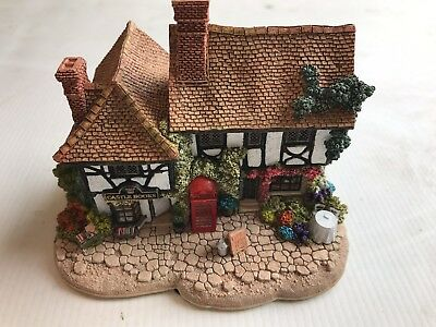 Lilliput Lane Ring For Service L2921  2006 Anniversary Cottage Box And Deeds