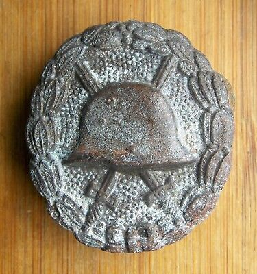 german imperial wound badge, WW I