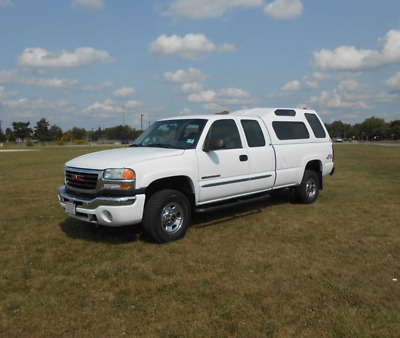 GMC: Sierra 2500 HD GMC SIERRA 2500HD 4X4, Long Box, 4 door Extended CAB
