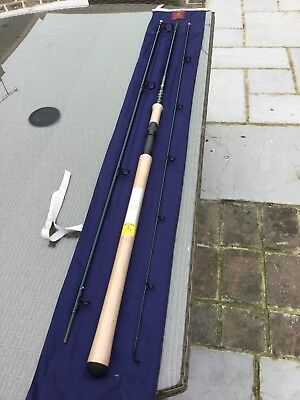 Hardy Perfection Spinning Rod 11ft 3 Piece BRAND NEW