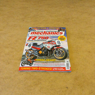 Classic Motorcycle Mechanics #361 Nov 2017 Suzuki T500 Buyes Guide News & More