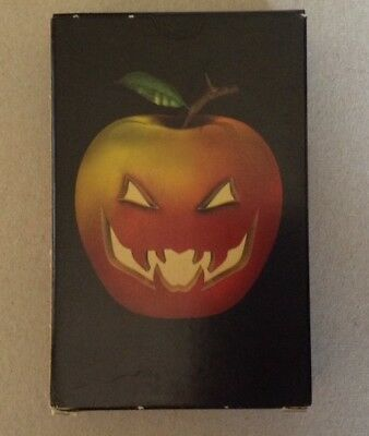Halloween Strongbow Cider Playing Cards Sealed Unused Rare Pumpkin