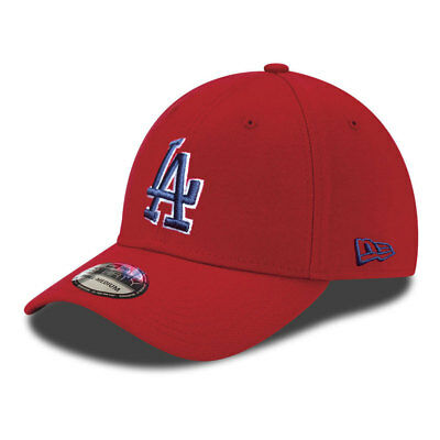 LA Dodgers Officially Licenced MLB New Era 39THIRTY [3930] Stretch-fit Cap