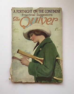 The Quiver magazine – JULY 1920