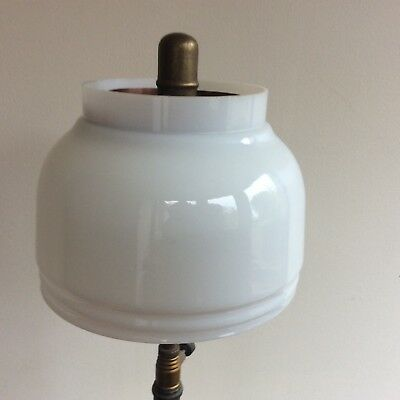 Original Tilley lamp opal shade for table lamps
