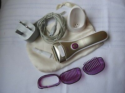 Phillips Ladyshave. Rechargeable. Double contour heads.