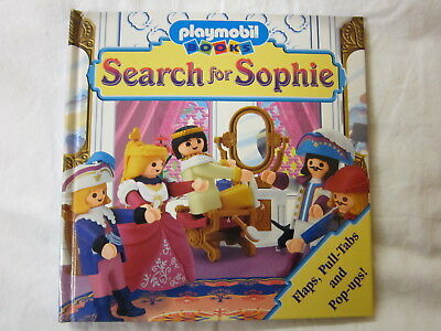 Playmobil Books Pop Up Search For Sophie Princess
