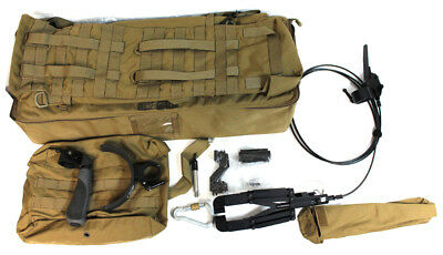 USMC Military Infiltration / EOD Gear Lot With Carry Pouch LOOK!!!