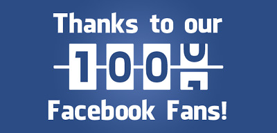 100 Facebook Page-Likes | Cheap & Instant