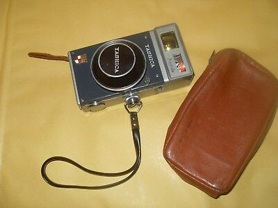 Vintage Yashica Rapide Copal SV Camera - Made In Japan - As Photo's