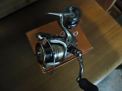 Shimano Exage 3000Sfd Reel New Boxed