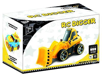 TG659 - Remote Control Digger with Sounds