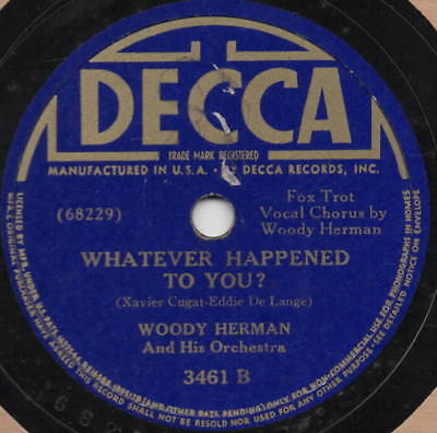"78er Swing Woody Herman Orchestra ""Dream Valley"""