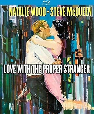 Love With The Proper Stranger (1963) 738329217327 (Blu-ray Used Like New)