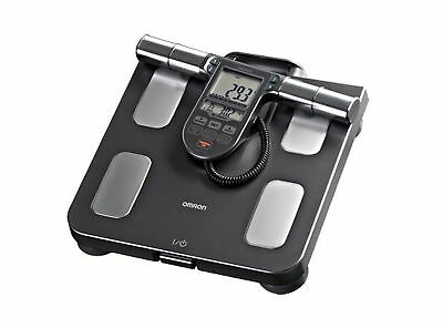 OMRON OMRHBF514C Full-Body Sensor Body Composition Monitor and Scale New