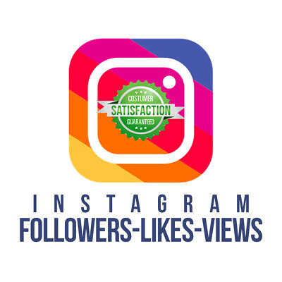 100 Instagram-Followers or 500-Post-Likes | Instant HQ |
