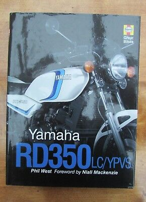 Yamaha RD350/LC/YPVS by Phil West 2004 - 1st Ed
