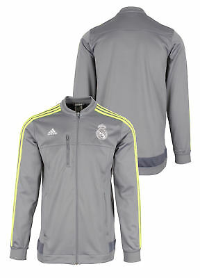 Real Madrid Adidas Giacca Allenamento Training Jacket Anthem Uomo 2015 16
