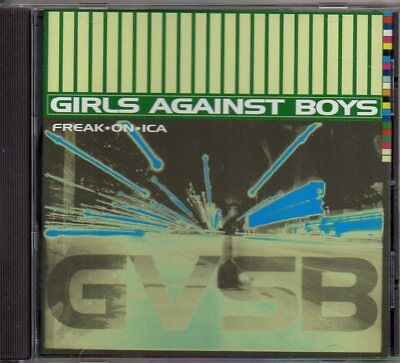 Girls Against Boys - Freak On Ica - Cd (Come Nuovo)